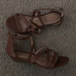 Brown Strappy sandals